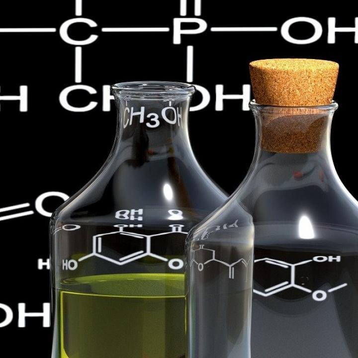Química para traductores médicos